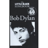 MS The Little Black Songbook: Bob Dylan