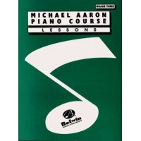 Michael Aaron Piano Course: Lessons Gr. 3