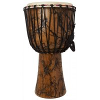 "TYCOON 12"" Supremo Select Willow Rope-Tuned Djembe"