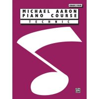 Michael Aaron Piano course technic 4