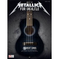MS Best Of Metallica For Ukulele