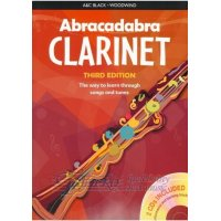 Abracadabra Clarinet - Third Edition + 2 CD