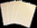 Notový papír
